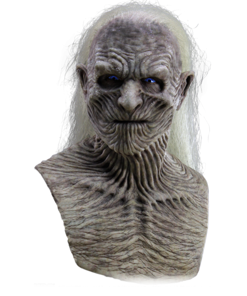 CFX Composite Effects - White Walker (S.4) Silicone Mask