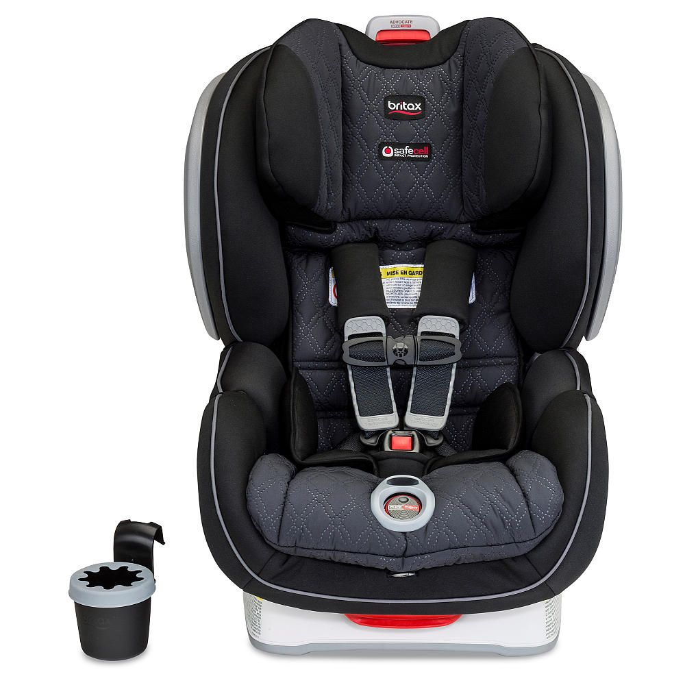 Video Review For Britax Advocate ClickTight Convertible Car Seat With UltimateComfort Showcasing Product Features And Benefits