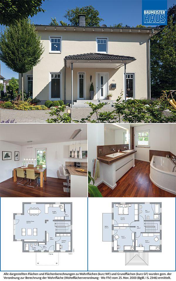 haus conrad repr sentative stadtvilla die zweigeschossige stadtvilla welche ca 233 m2 gro. Black Bedroom Furniture Sets. Home Design Ideas