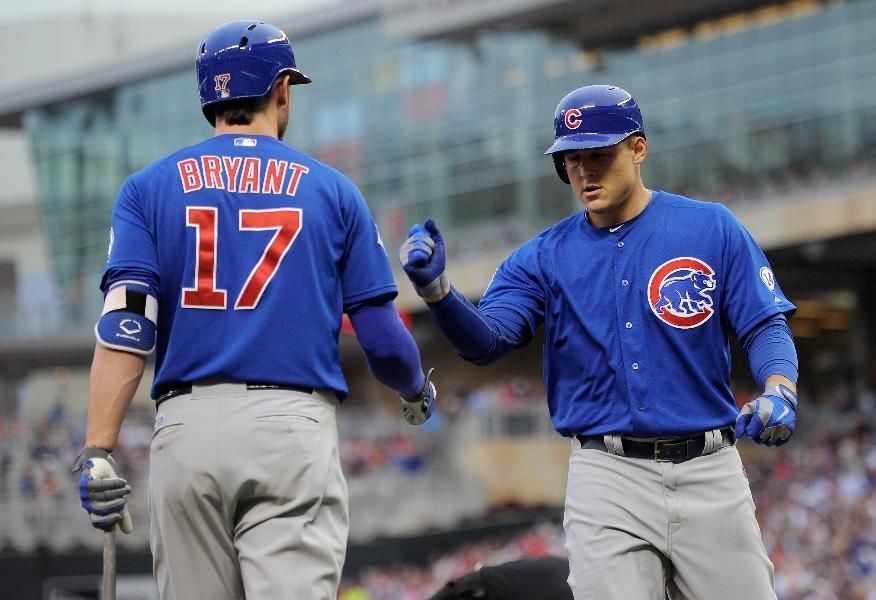17. Chicago Cubs Chicago cubs, Kris bryant, Cubs