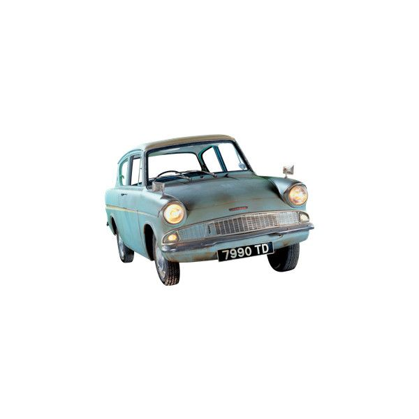 Ford Anglia Car Harry Potter And The Chamber Of Secrets Harry Potter Flying Car Harry Potter Car Ford Anglia