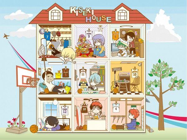 Tags: Anime, Dollhouse, Mole, Kuroko no Basket, Kise Ryouta, Takao Kazunari, Midorima Shintarou