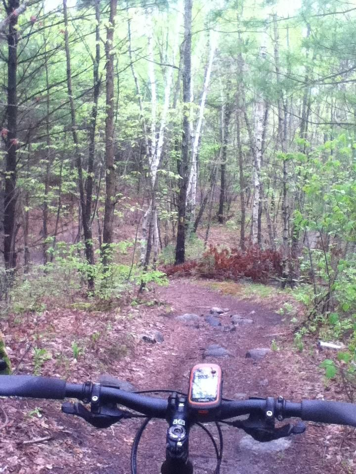 Copper Harbor Michigan Bike Trail Places To Travel Places To Go Bike Trails