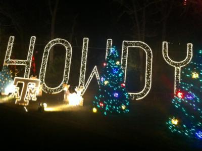 christmas lights - Christmas Lights College Station