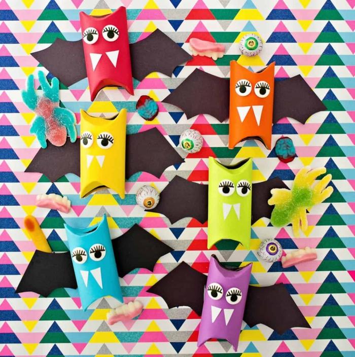 ▷ 1001 + idées de bricolage halloween en maternelle pour célébrez la fête d'halloween en toute originalité #citrouilleenpapier