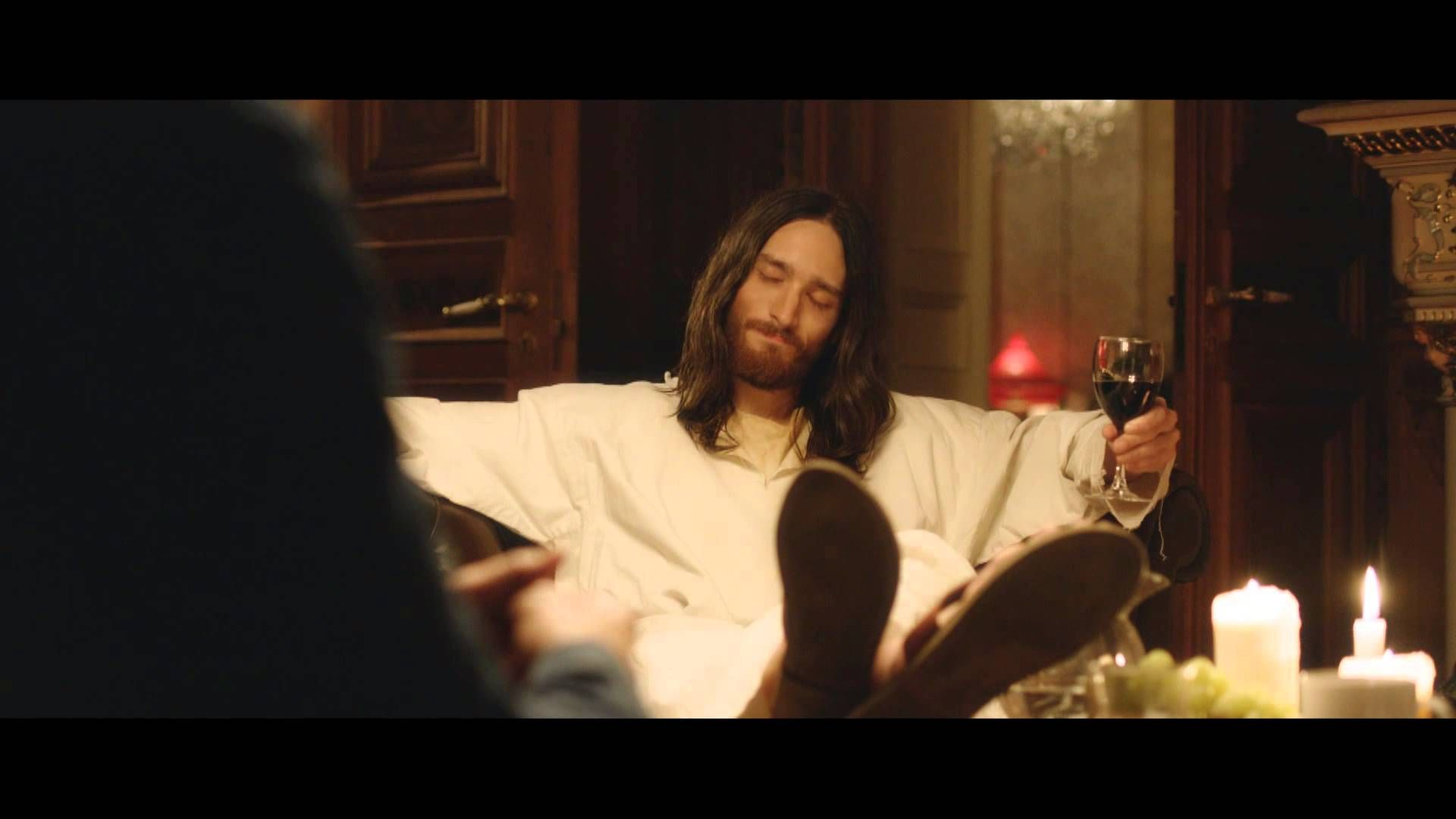 The Greatest Story - The Good Guys Christmas - Eng - Unicef Sweden - Jesus, Gandhi and Mother Teresa stump for UNICEF