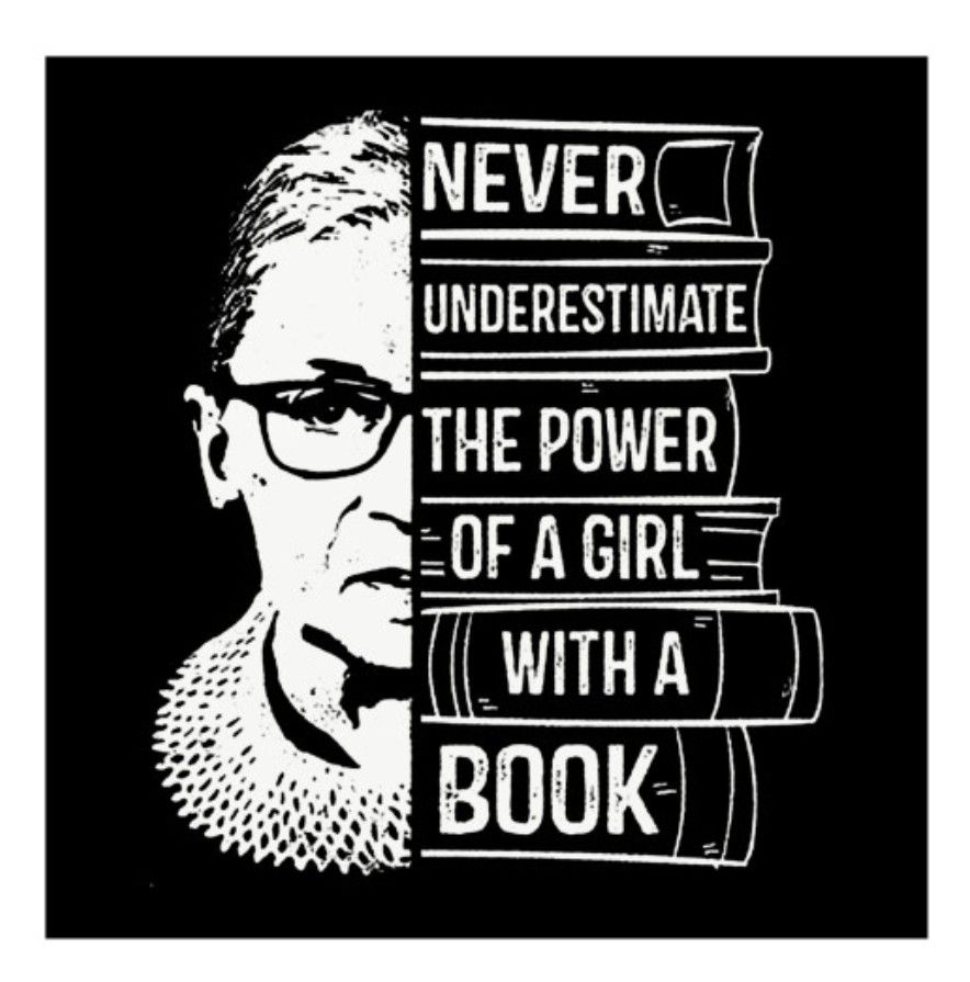 Pin By Alecia Haven On The Lady Doth Protest Too Much Methinks Book Shirts Notorious Rbg Shirt Rbg