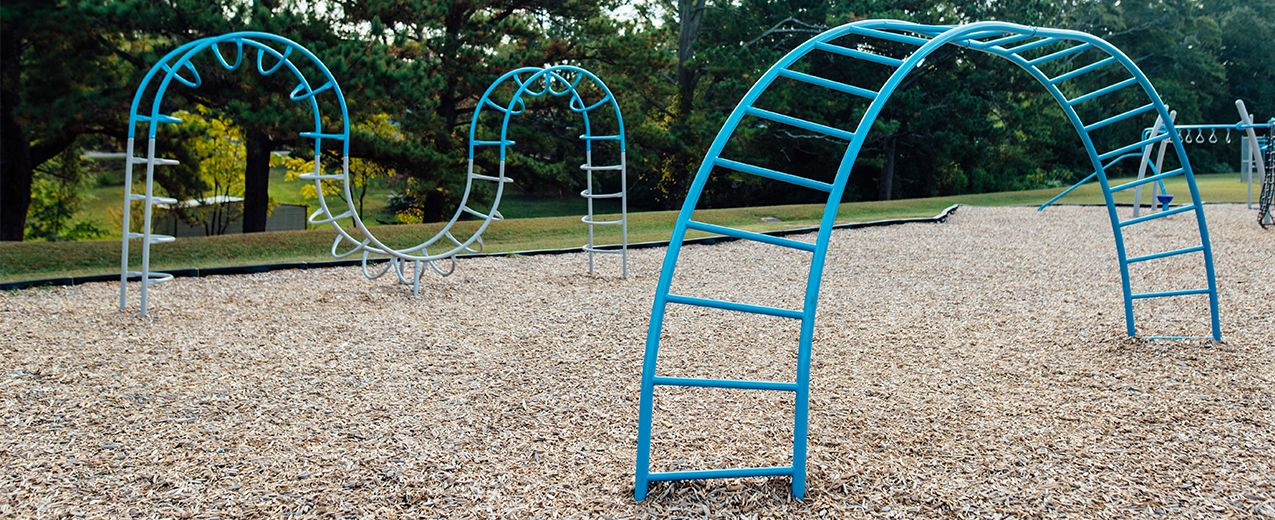 Elm Street Elementary School in Newnan, Ga. was in need of a new playground for students in third through fifth grade. After doing successful fundraising, the school was able to provide their students with a new play environment. In partnership with KorKat, Superior provided the school withan active structure.