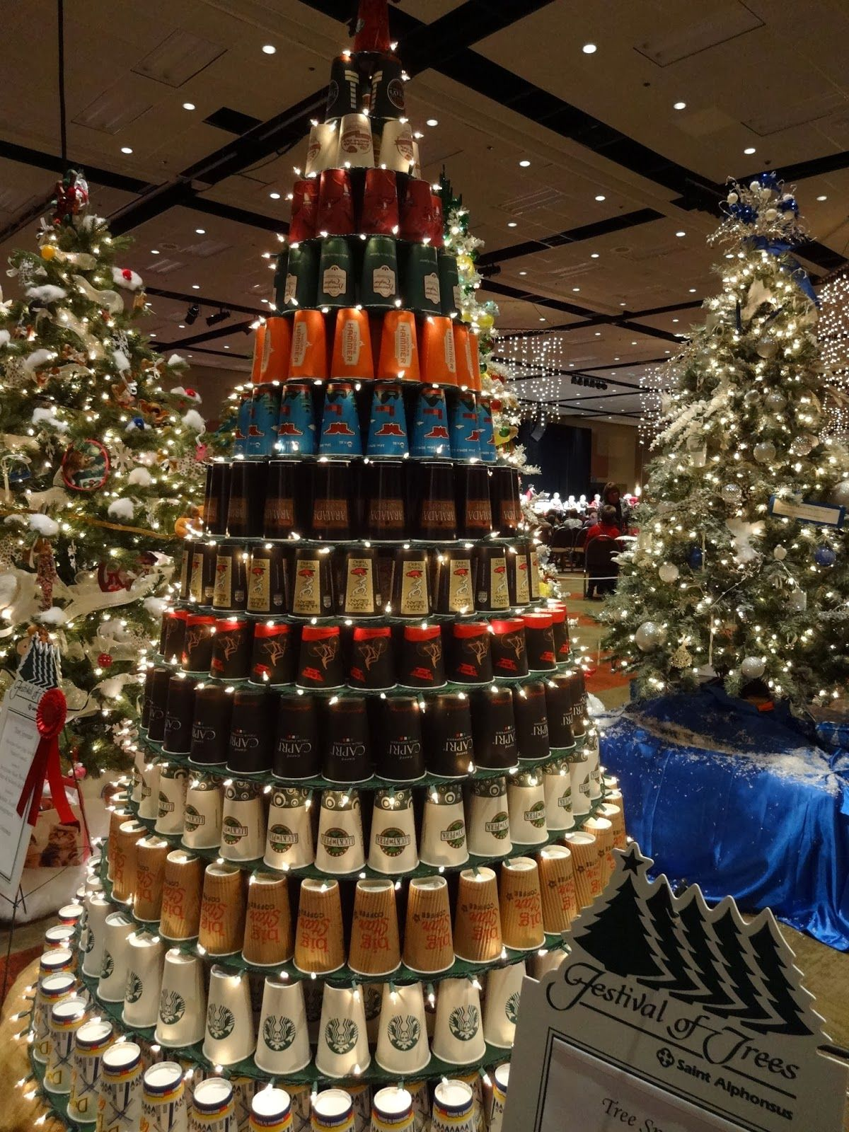 Festival of trees christmas tree winners google search