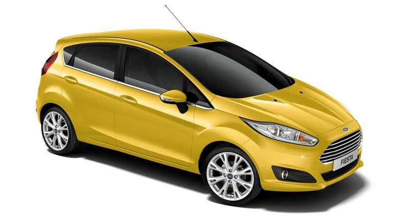 Image Result For Ford Fiesta Hot Mustard