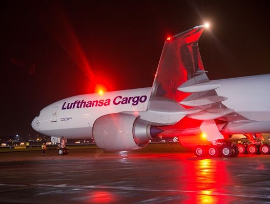 Cathay Pacific Cargo and Lufthansa Cargo move under one roof for Frankfurt ground handling