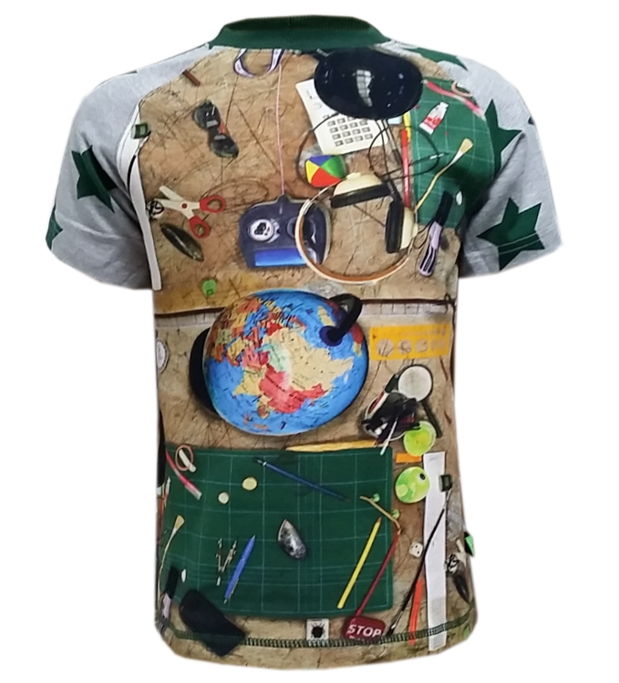 Molo t-shirt Rollo Boys Desk  #molo #kinderkleding #kidsfashion http://www.zazou.eu/molo-t-shirt-rollo-boys-desk