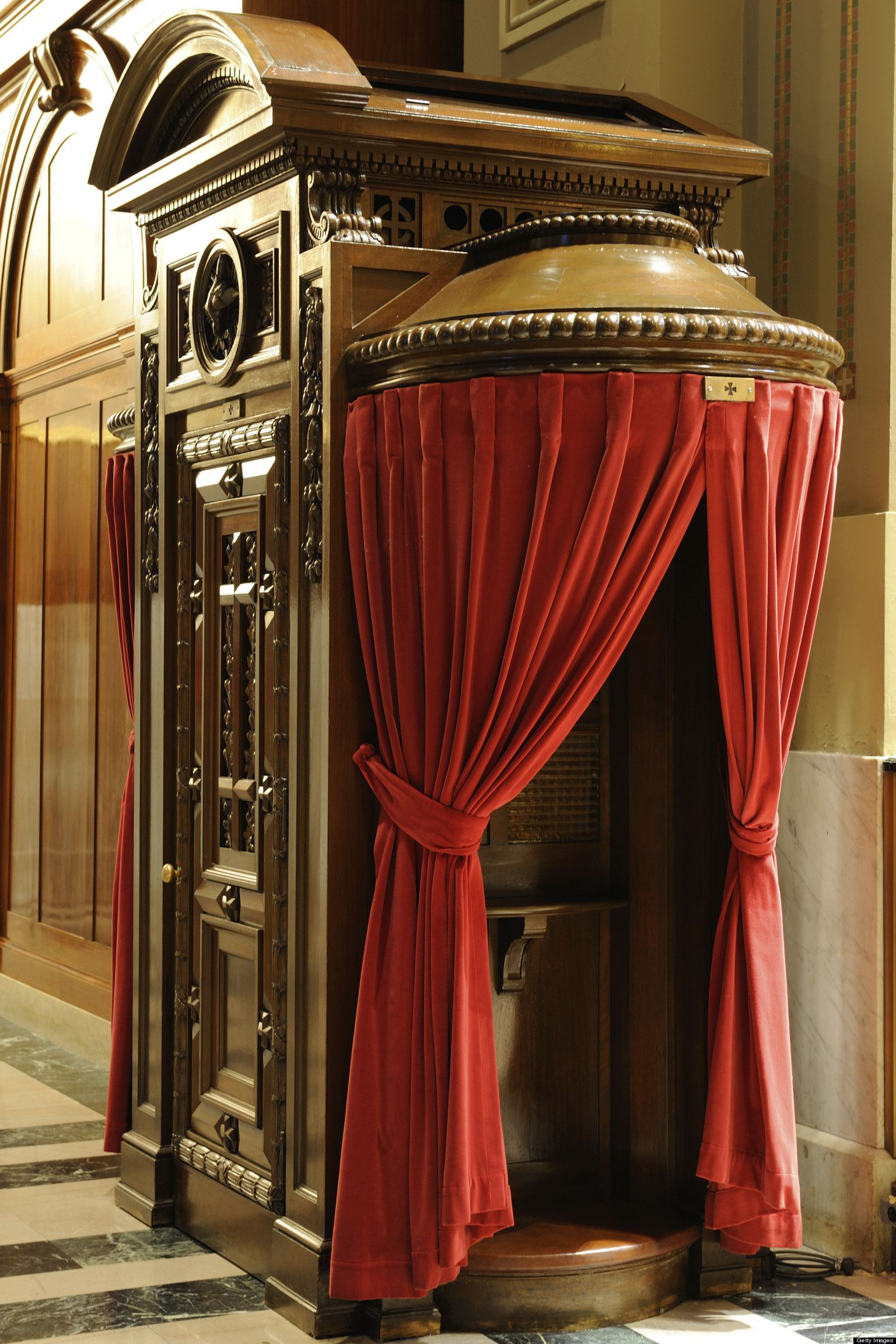 confession booth inside - Google Search   confession booth ...