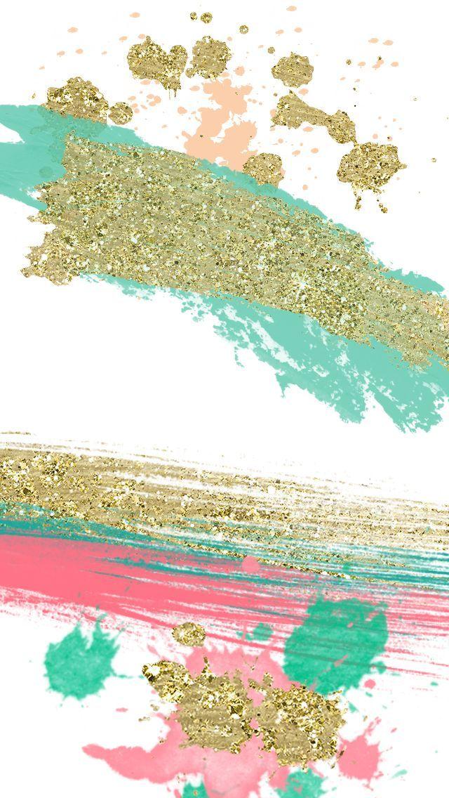 1000 ideas about iphone backgrounds on pinterest screensaver abstract art abstract - Glitter wallpaper ideas ...