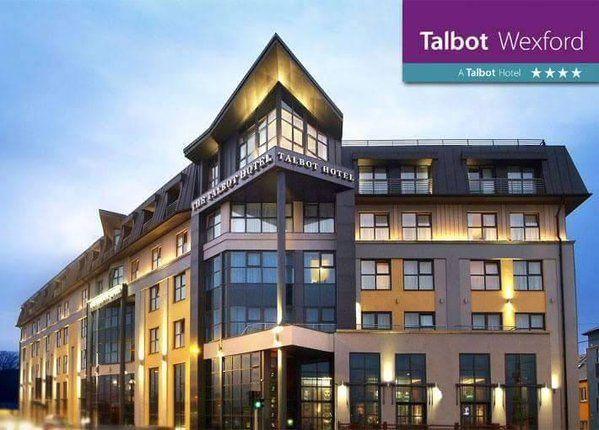 Talbot Hotel in Wexford,