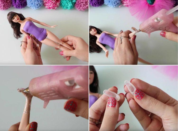 Diy Barbie Kleidung Mit Ohne Nähen Einfache Anleitungen