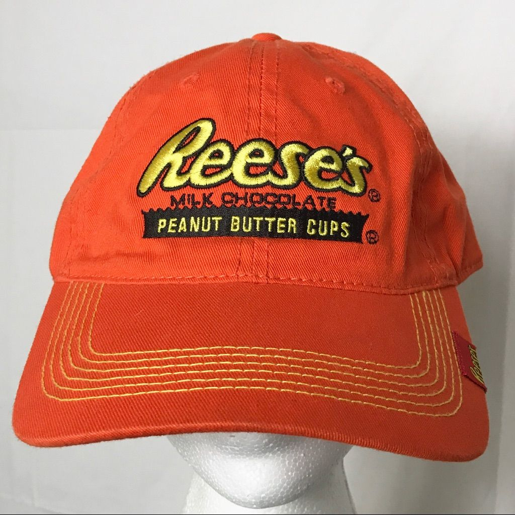 0cc5bc9eed6 🚫sold reeses chocolate peanut butter cups hat products jpg 1024x1024 Reeses  hat