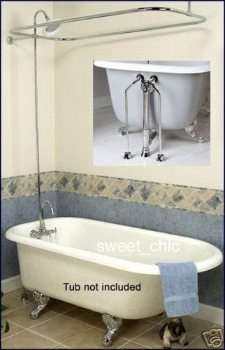 New Hardware For Clawfoot Tub Bathtub Ideas Bathroom Clawfoot