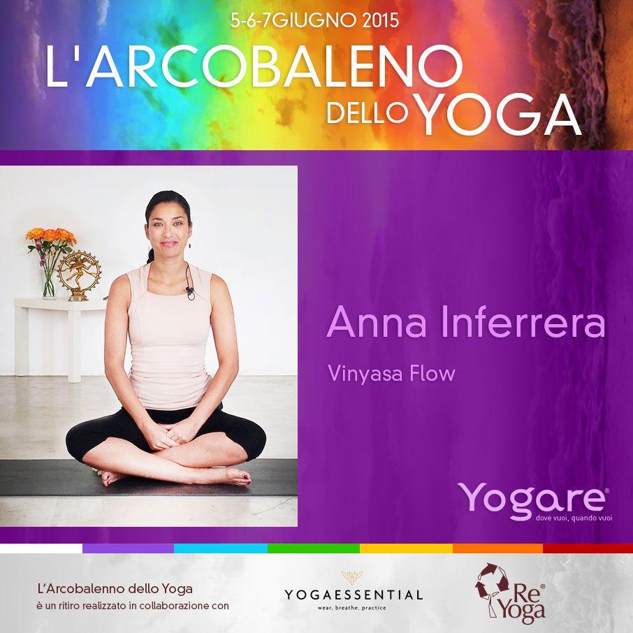 Anna Inferrera guiderà una dolce pratica della domenica mattina. Anna abbraccia il mondo dello Yoga nel 1998, durante i primi anni vissuti a New York.