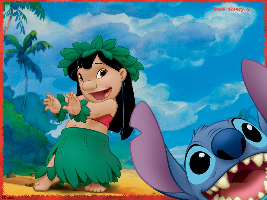 Lilo And Stitch Wallpaper Hd For Iphone And Android Lilo And