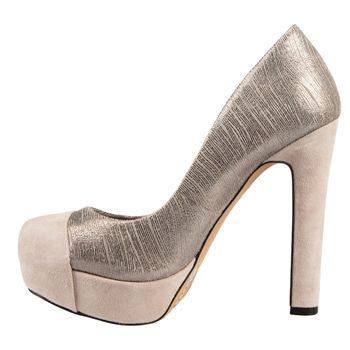 #Stunning Women Shoes #Shoes Addict #Beautiful High Heels #Wonderful Shoes    Vince Camuto Jorgie Suede Toe Platform Pump
