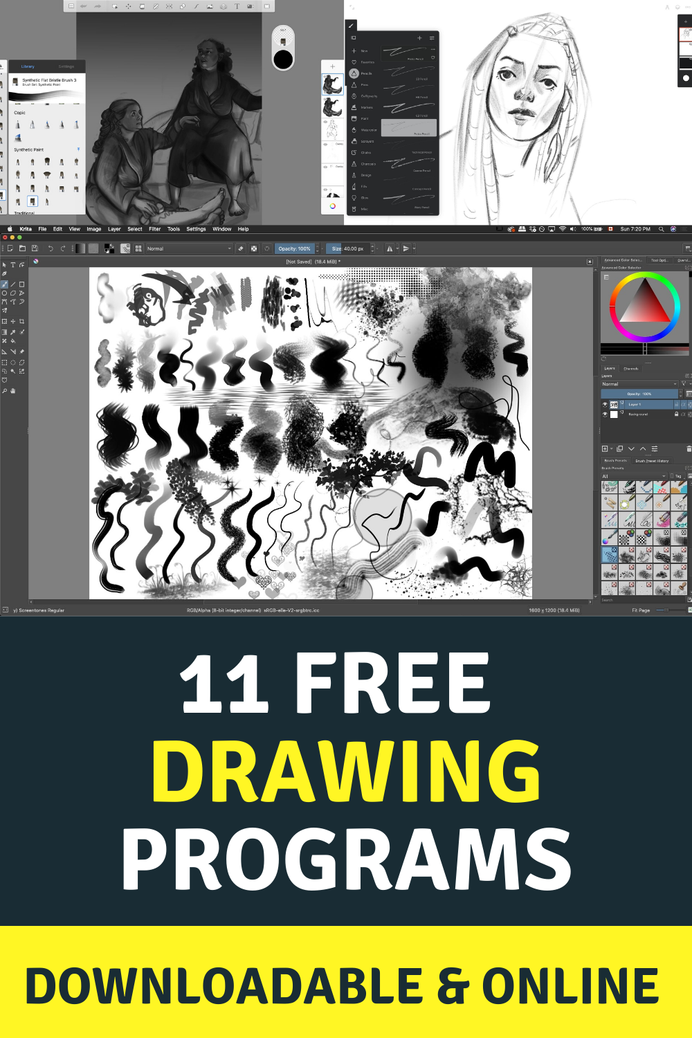Best Paint Apps 11 Free Drawing Software Online