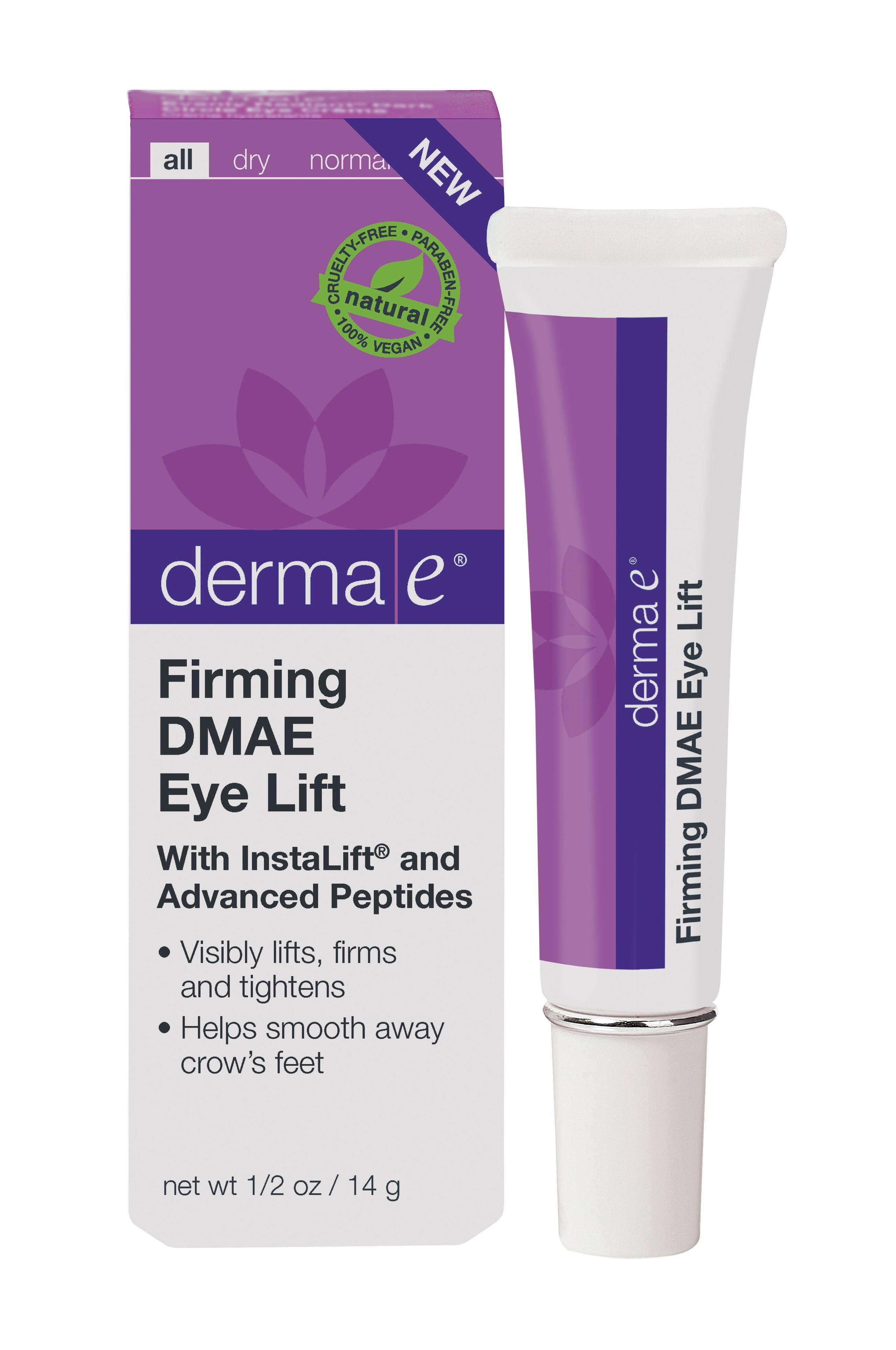 SoMimi Reviews Derma e Firming DMAE Eye Lift  Do You Care  For