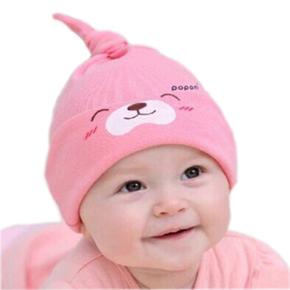acd2436a36e  1.37 - Lovely Baby Infant Born Girl Toddler Beanie Kid Boy Cotton Hat Cap  Soft  ebay  Fashion
