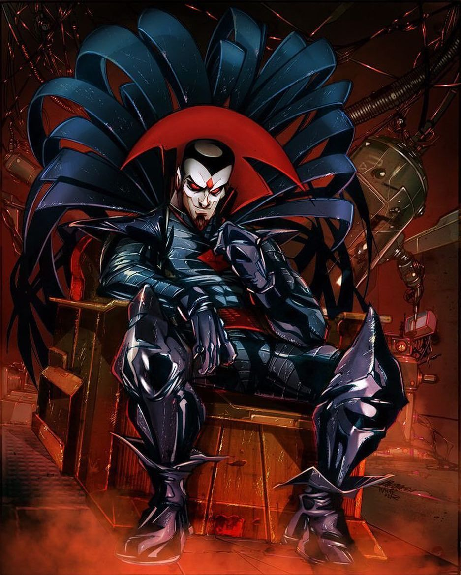 Who Else Misses This Game X Men Battle Of The Atom My Deck Was Slamming Here Is Mr Sinister Francisco Herrera Sinister Marvel Mr Sinister Marvel Mr Sinister