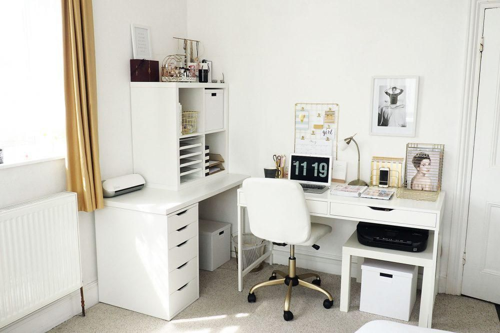 These Ikea Office Spaces Are #Workgoals