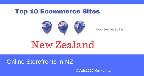 Ecommerce In New Zealand 10 Best Nz Online Shopping Sites