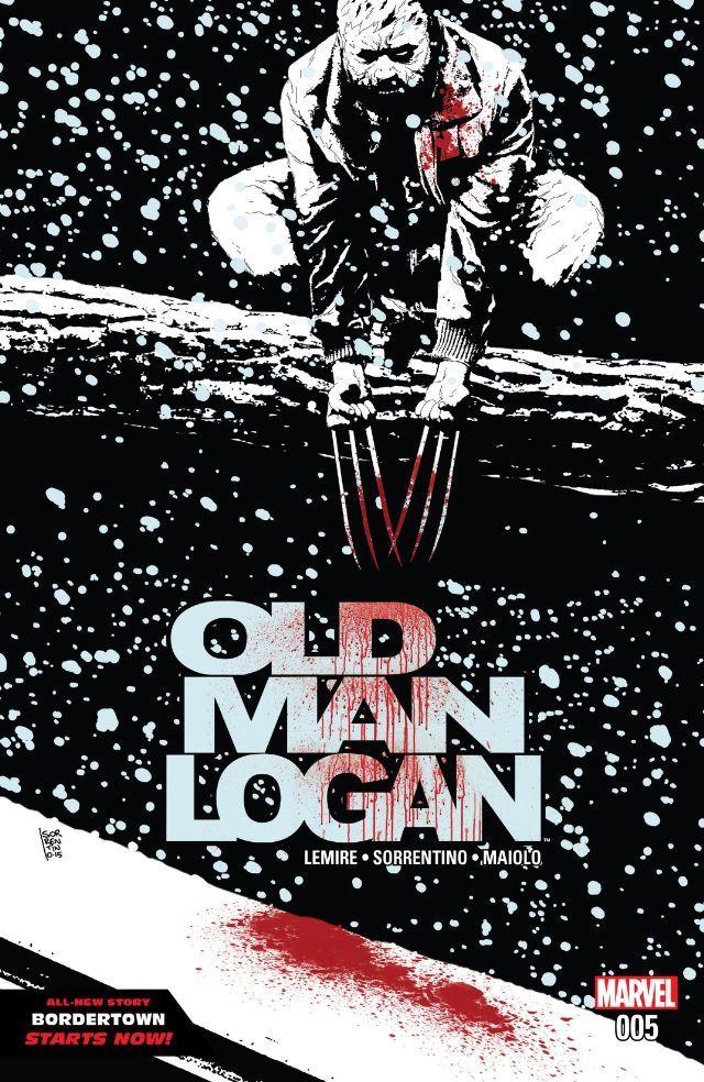 Old Man Logan (2016-) #5
