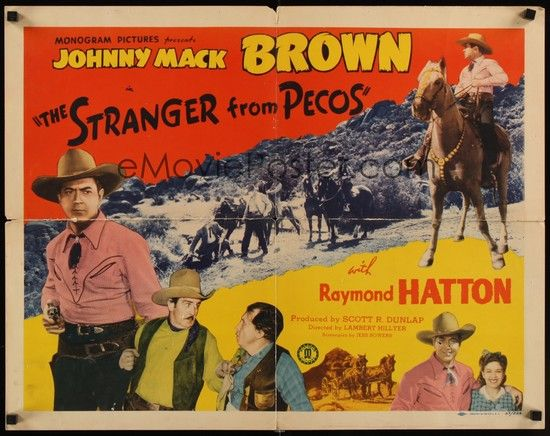 Watch The Stranger from Pecos Full-Movie Streaming