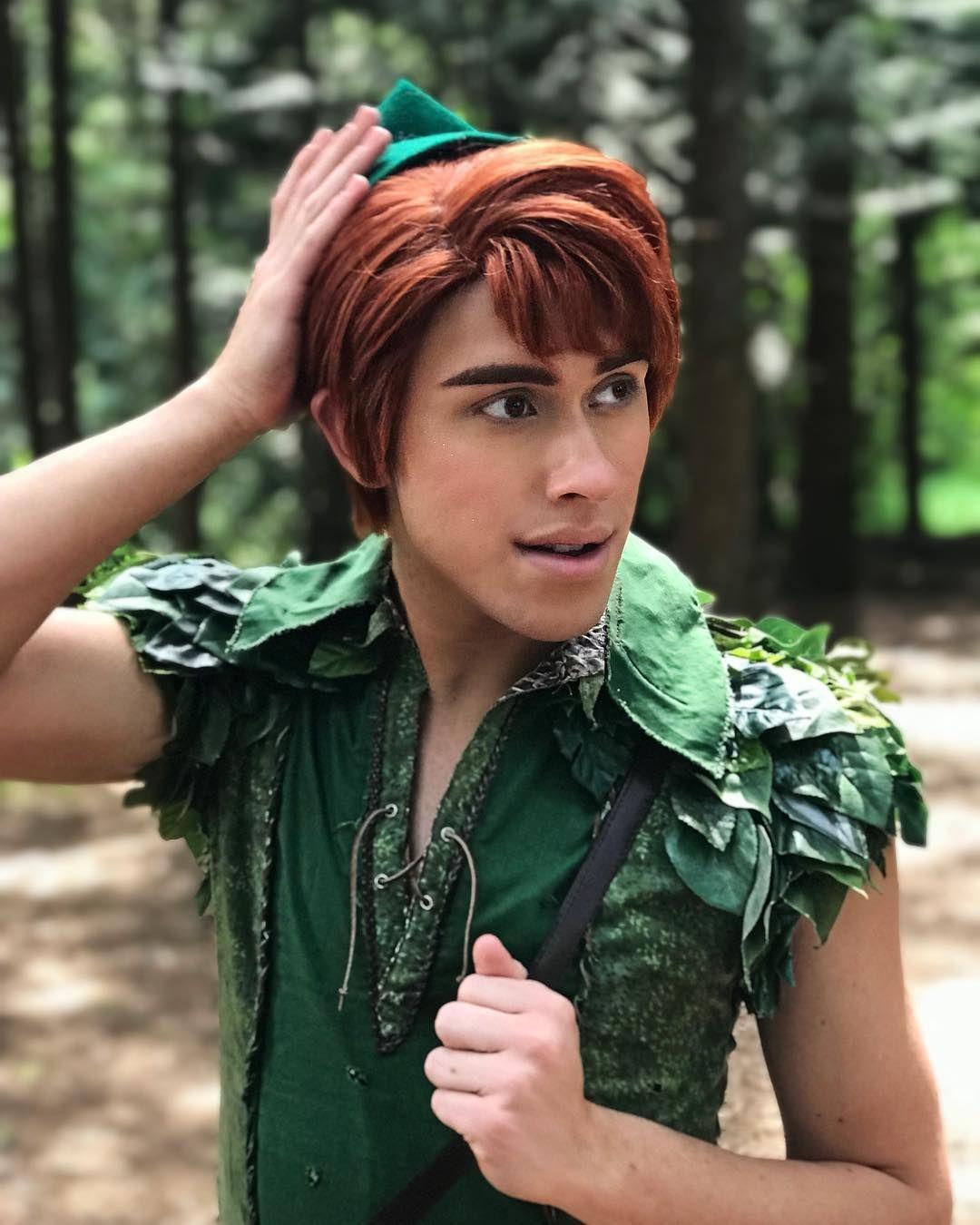 Robin Hood Hut Peter Pan Jäger Girl Kostüm Kleid Damen Herren Kinder Mittelalter
