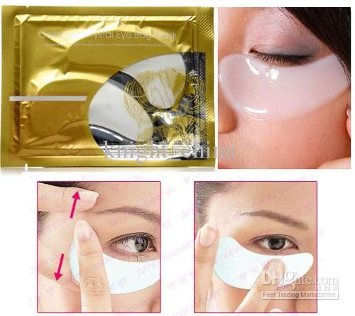 Wholesale High quality Fashion Collagen Crystal Eye Mask Eyelid Patch Deep Moisture Dark Circle eye care, Free shipping, $0.18-0.27/Piece | DHgate