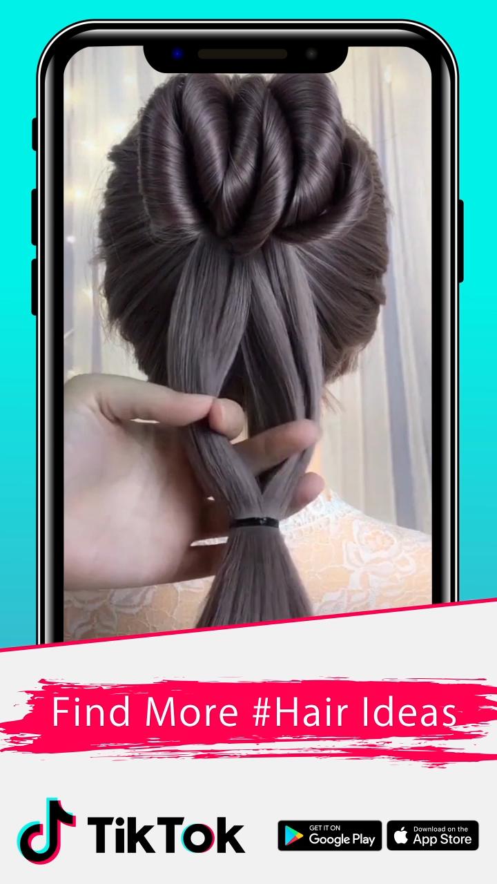 Download Tiktok For More Cool Videos Cool Download Langhaarfrisurenflechten Tiktok Vid Hair Sytles Pretty Hairstyles Hair Styles
