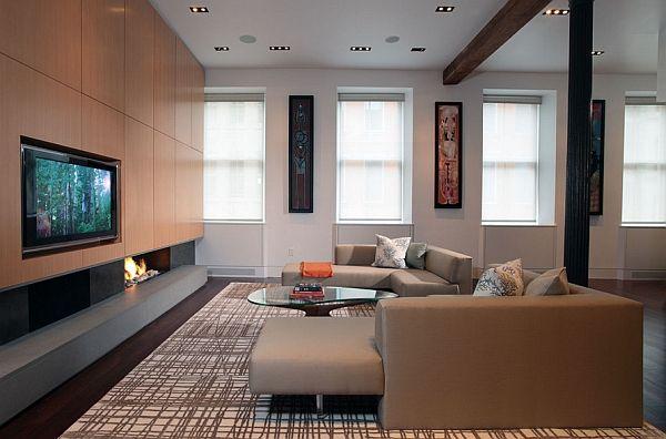 40 idee soggiorni minimal per una stupenda casa moderna | Soggiorno
