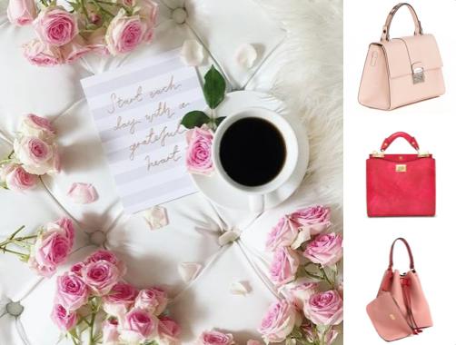 Pink bags from Attavanti  2e76836d611de