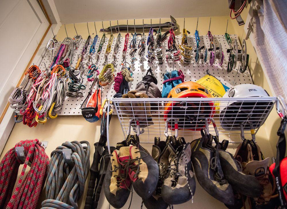 Show Us Your Gear Closet
