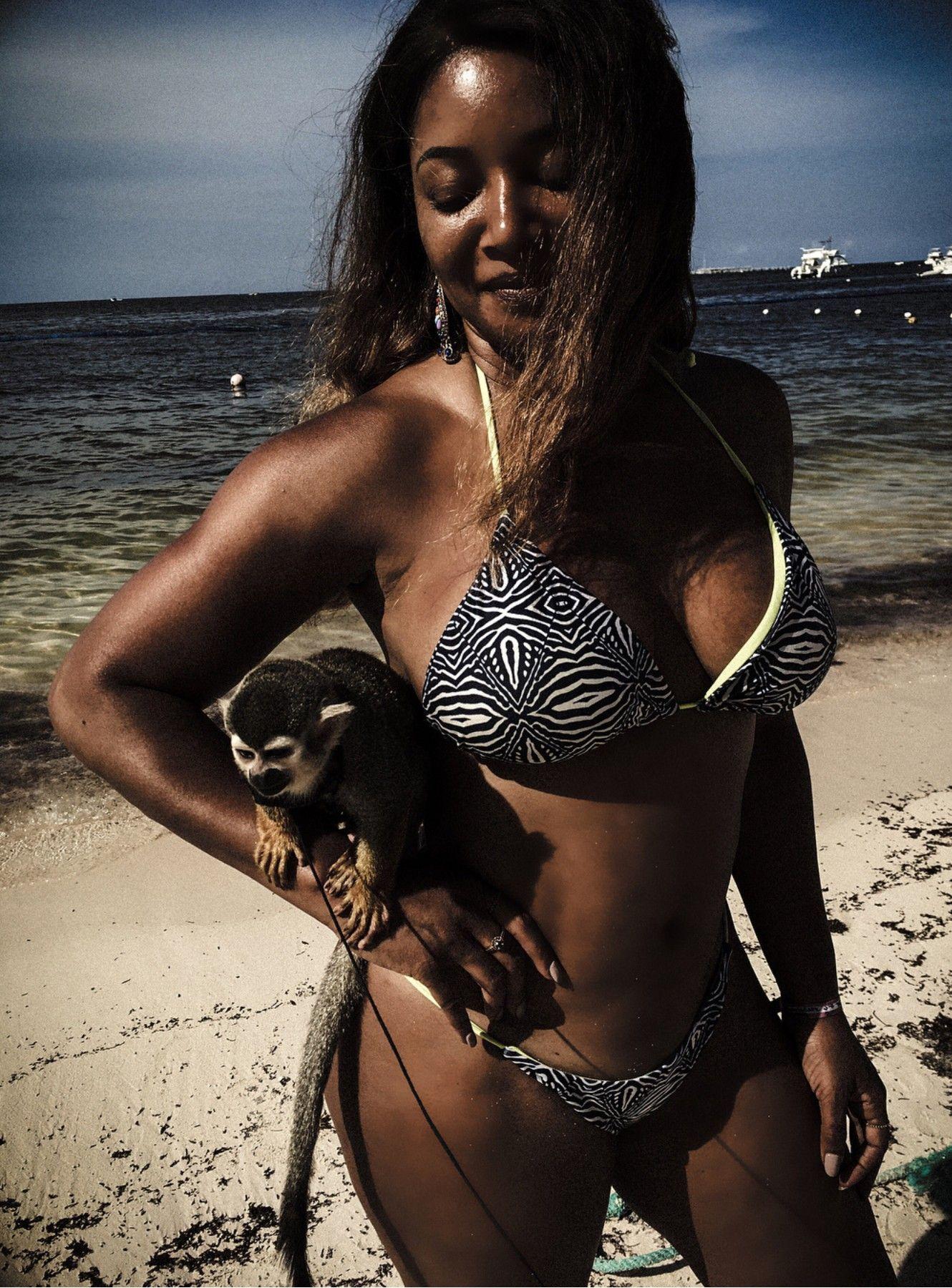 Tamala Jones Topless