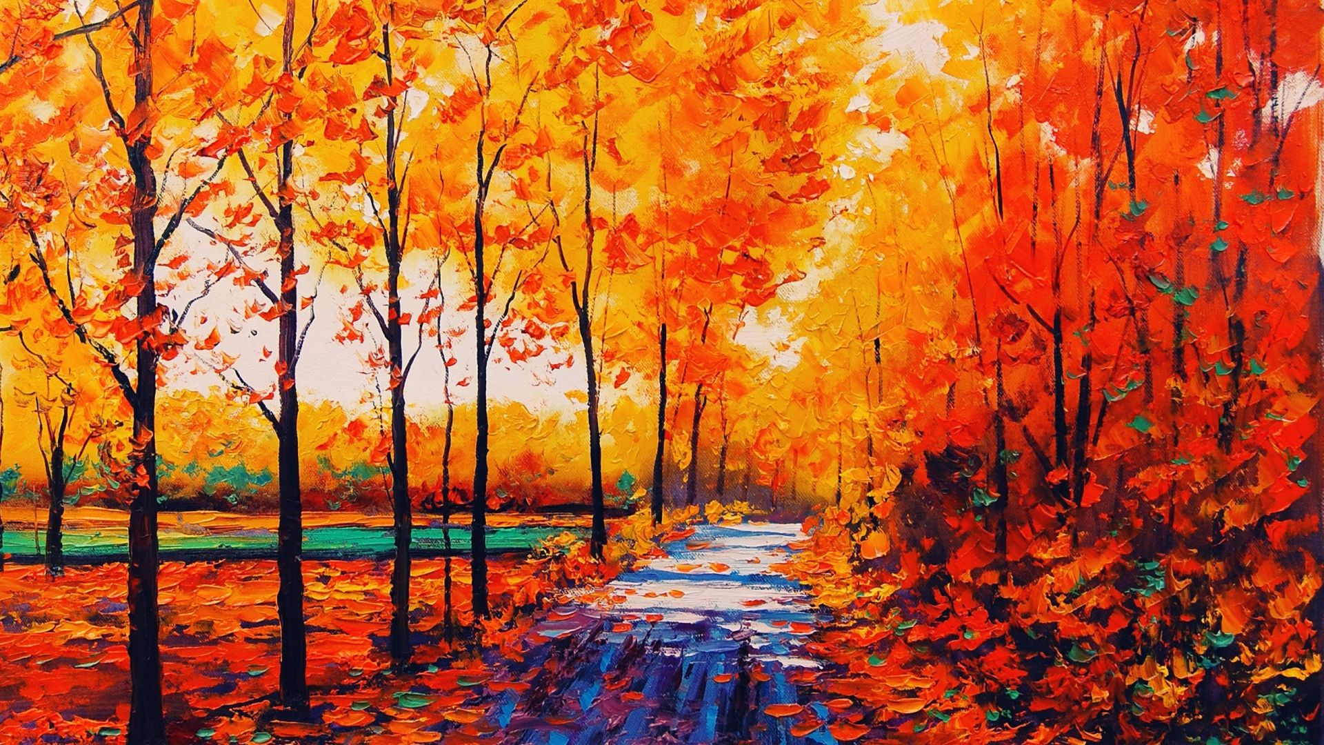 Image result for autumn art