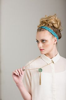 Ravelry - Rampant Arch Headband