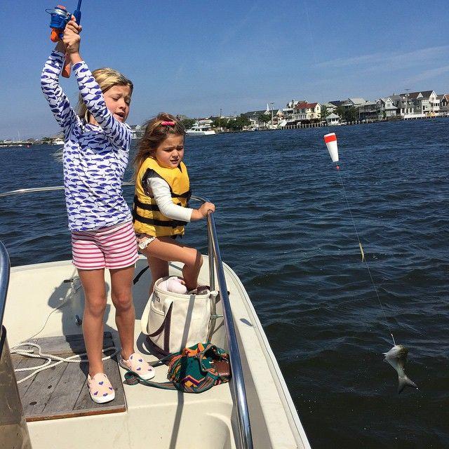 #fishergitls. #rivermonsters  #sisters #fishing