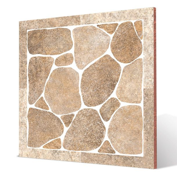 Piso sandstone 40x40 cm caf patios exterior colors and for Pisos para patios exteriores