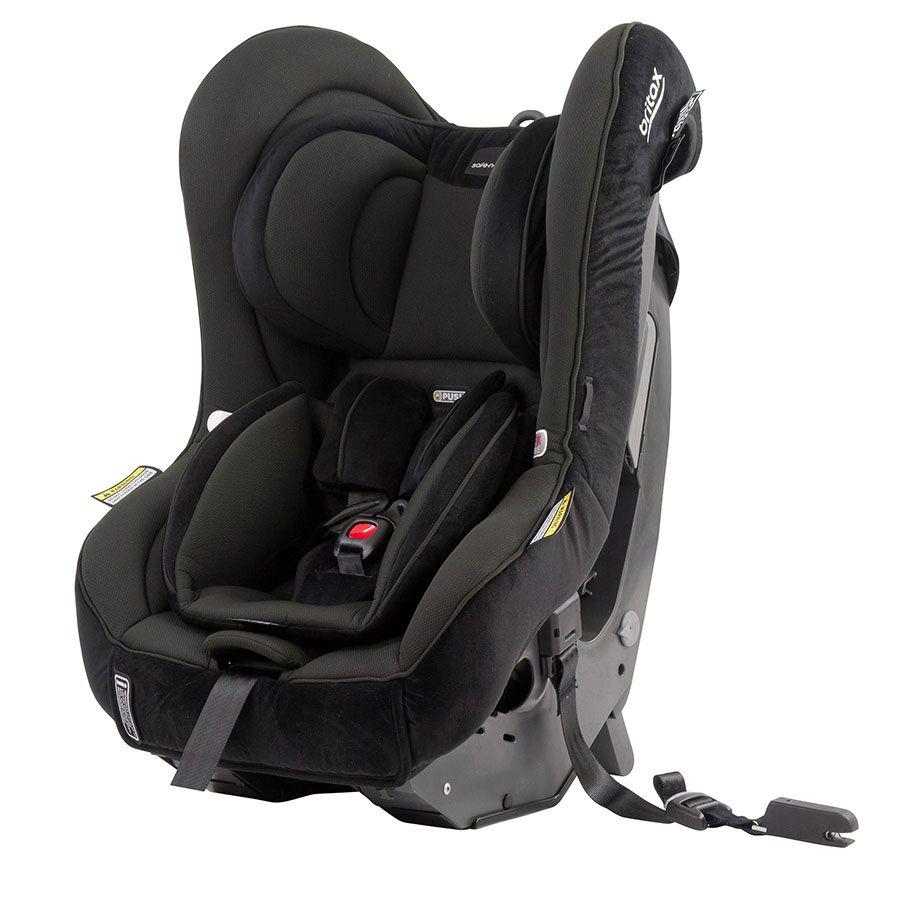 Britax Safe N Sound Slimline AHR Convertible Car Seat Black | Babies