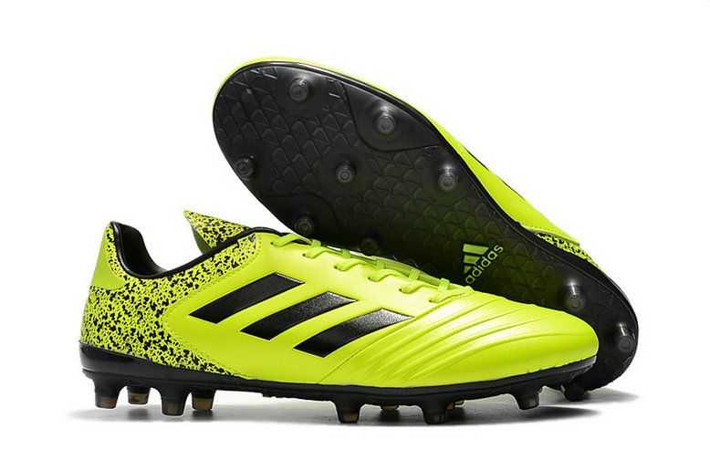 save off 0ae68 a4a3f Adidas Copa 18 1 Fg Football Boots Yellow Black street styles Sneaker Copa  Mundial, Zapatos