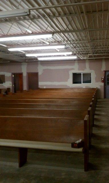 free pews church chairs