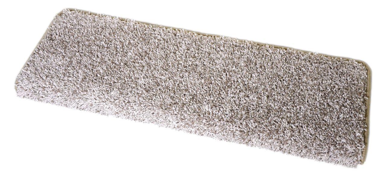 Dean Modern Diy L And Stick Bullnose Wraparound Non Skid Carpet Stair Treads Macadamia Beige 30 W 15
