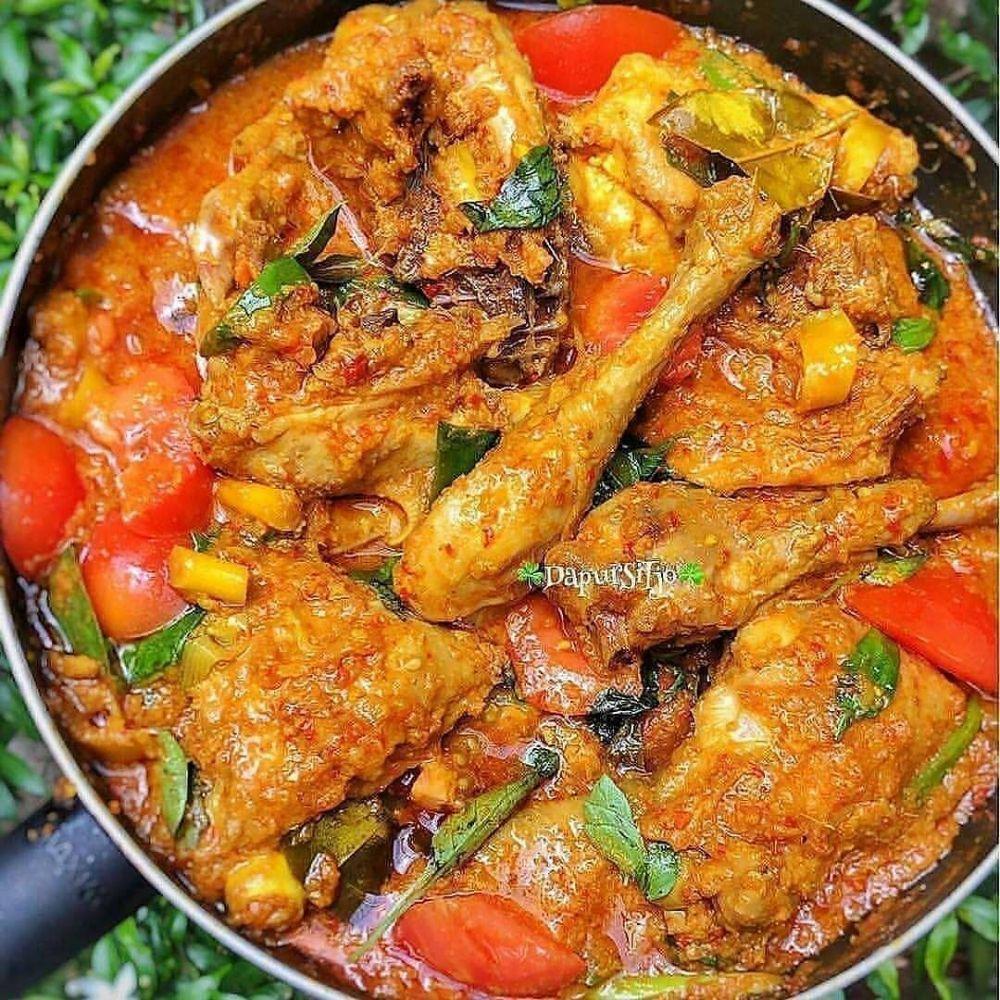 Resep Ayam Woku Berbagai Sumber Resep Ayam Resep Masakan Masakan