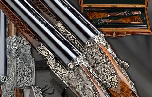 Holland And Holland >> Holt S Holland And Holland Side By Side Guns Hunting Rifles